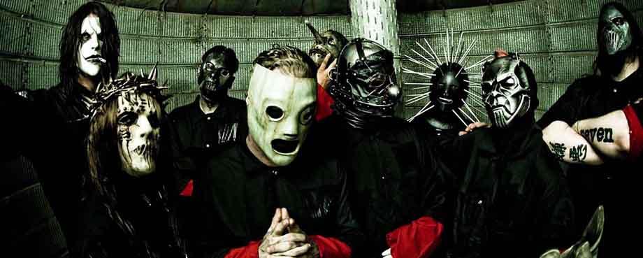 Slipknot site music