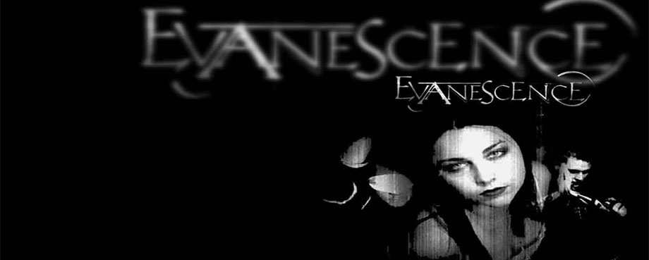 Evanescence music site