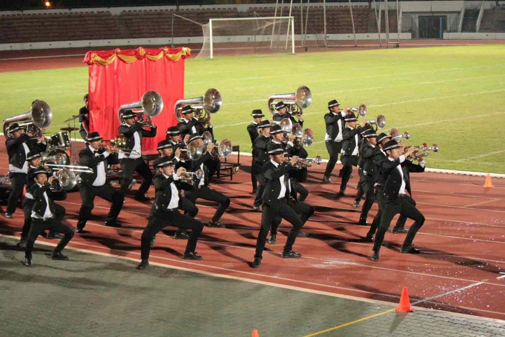 Marching Band music
